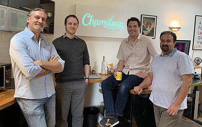 The Chameleon Studios Team